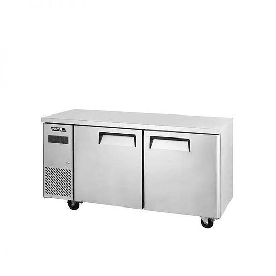 Mesón refrigerado 2 puertas 260 litros VENTUS - Image 3