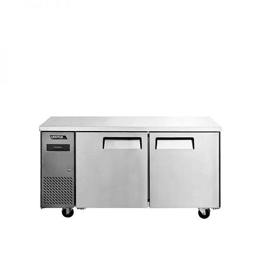 Mesón refrigerado 2 puertas 260 litros VENTUS - Image 4