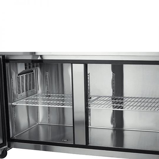 Mesón refrigerado 2 puertas 260 litros VENTUS - Image 5