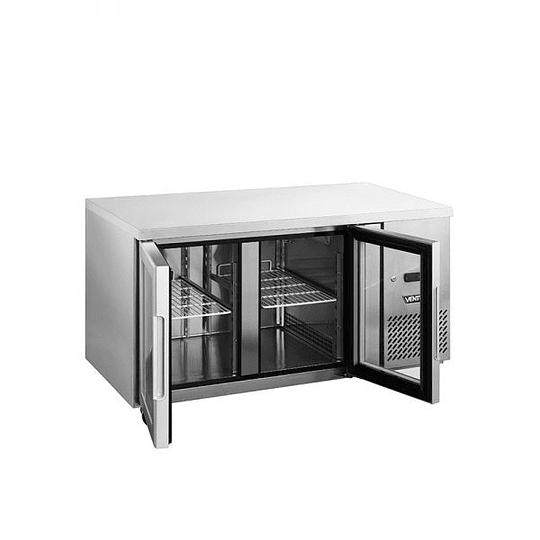 Meson refrigerado 2 puertas de vidrio VENTUS - Image 4