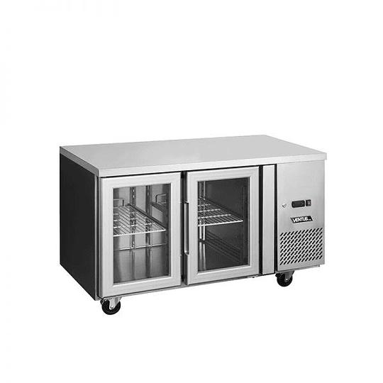 Meson refrigerado 2 puertas de vidrio VENTUS - Image 5