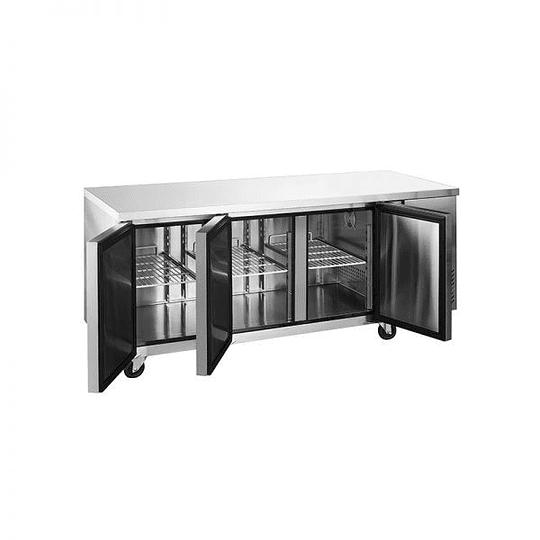 Meson refrigerado 3 puertas de vidrio VENTUS - Image 2