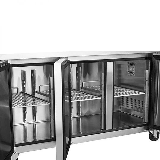 Meson refrigerado 3 puertas de vidrio VENTUS - Image 6