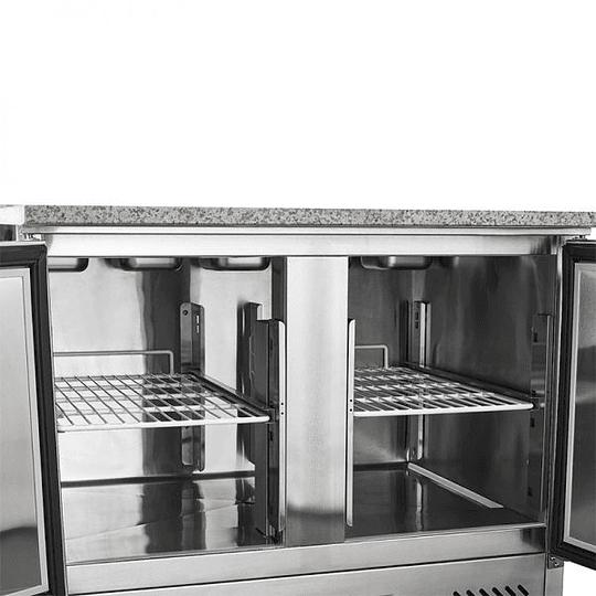 Meson saladette 5 GN 300 litros VENTUS - Image 6