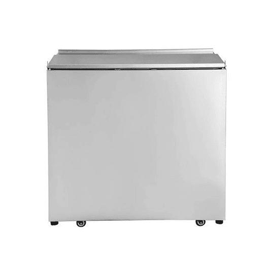 Meson saladette 2 puertas de acero inoxidable 200 litros VENTUS - Image 5