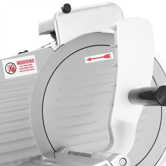 Cortadora de Cecinas 250 mm Teflón VENTUS. - Image 6