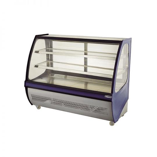 Mesón vitrina refrigerado 1,5 mts VENTUS - Image 3