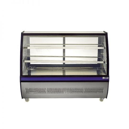 Mesón vitrina refrigerado 1,5 mts VENTUS - Image 5