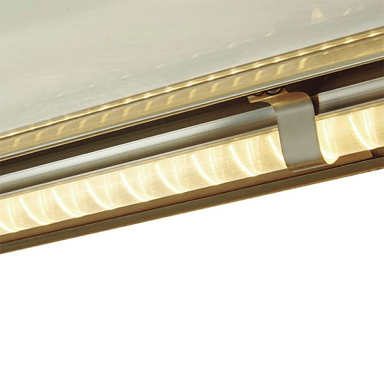 Mesón vitrina refrigerado 1,5 mts VENTUS - Image 6