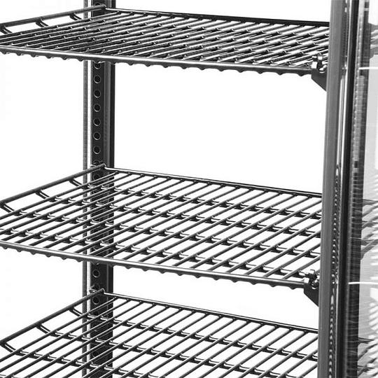 Vitrina pastelera vertical de 98 litros VENTUS - Image 5