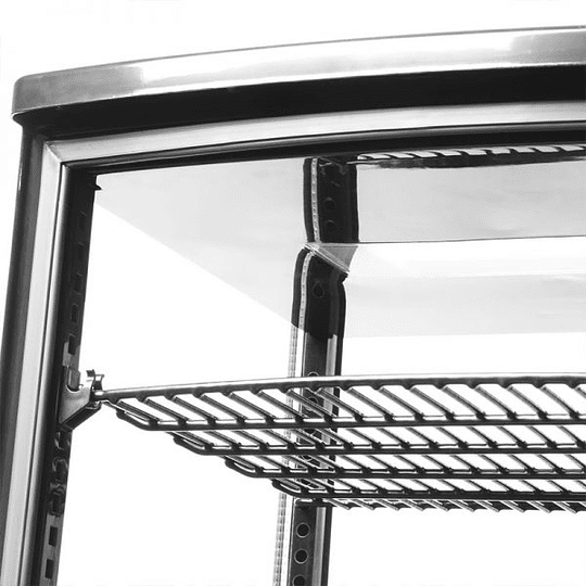 Vitrina pastelera vertical de 98 litros VENTUS - Image 6
