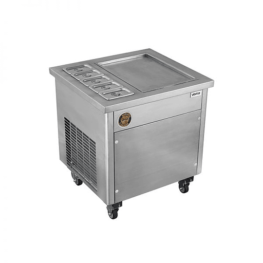 Máquina para Helados Fritos 53x37 cm rectangular VENTUS - Image 1