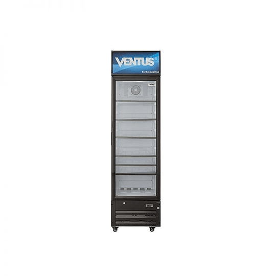 Visicooler 1 puerta forzado Turbo Cooling 290 litros VENTUS - Image 4