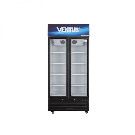 Visicooler 2 puertas Turbo Cooling 550 litros VENTUS - Image 1