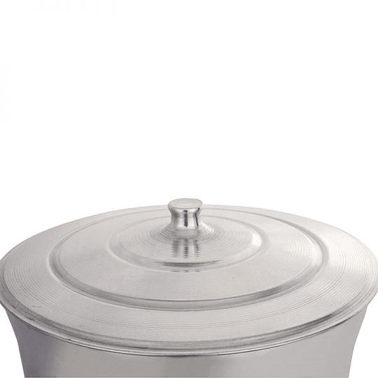 Licuadora Basculante 25 LTS. vaso acero inox METVISA - Image 5