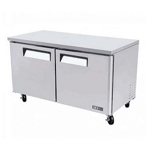 Meson freezer 2 puertas acero inoxidable TURBO AIR