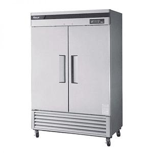 Freezer 2 puertas de acero inoxidable TURBO AIR