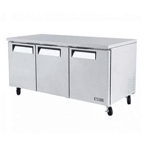 Meson refrigerado de 3 puertas 538 litros TURBO AIR