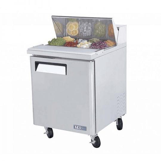 Meson saladette 8 gn 184 litros TURBO AIR