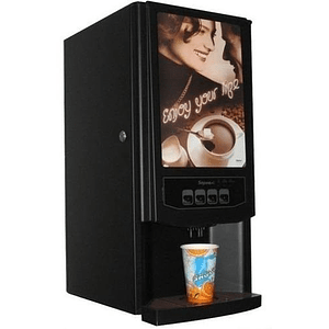 Maquina de café de 3 depósitos KFB