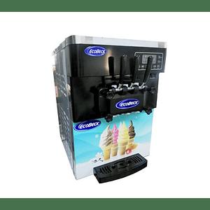 Máquina Helados Soft 18 a 28 L/H ECOBECK + MEZCLAS GRATIS