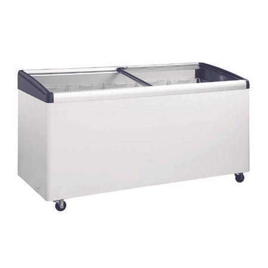 Congeladora Triple Función Vidrio Inclinado 516 litros VENTUS  - Image 2