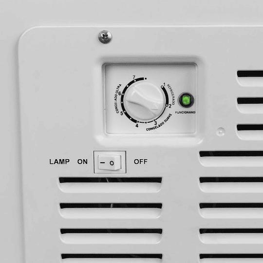 Congeladora Triple función Tapa de Vidrio inclinado 340 lts  VENTUS  - Image 4