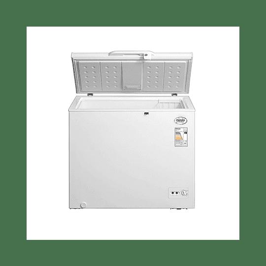 Congelador dual tapa dura 142 LTS. MAIGAS - Image 1