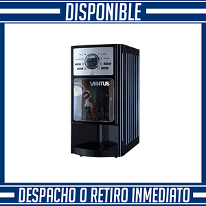 Máquina de Café 4 depósitos VENTUS + INSUMOS GRATIS