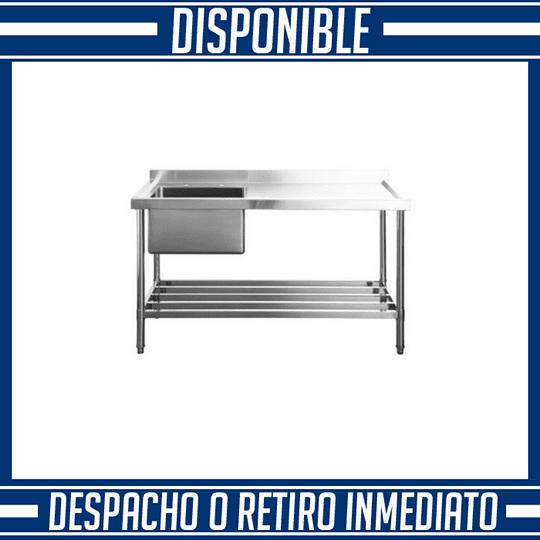 Lavaplatos 1 Taza con Secador Derecho AMC 50X40X30. - Image 2