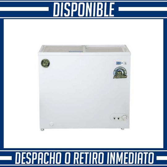 Congeladora Triple Función Tapa Vidrio 210 litros VENTUS. - Image 9