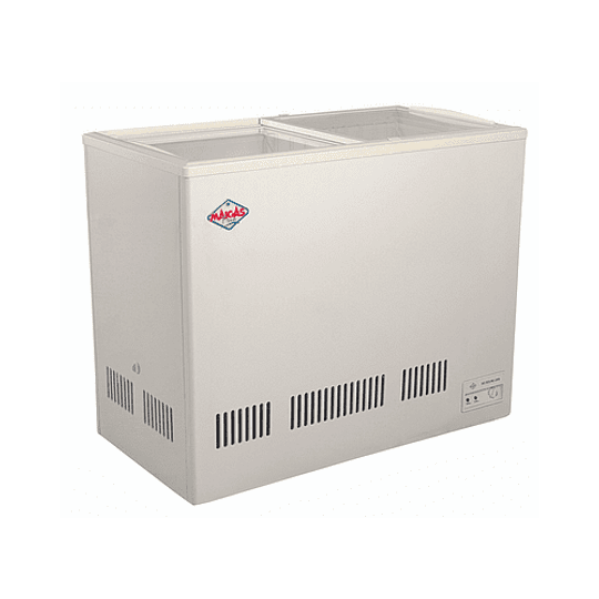 Congeladora 209 Tapa de Vidrio MAIGAS - Image 1