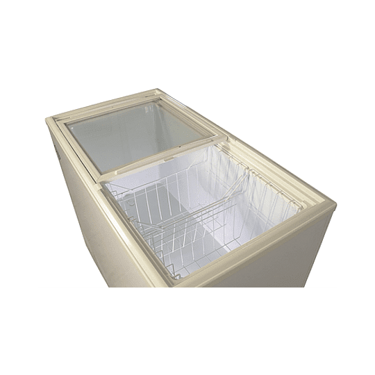 Congeladora 209 Tapa de Vidrio MAIGAS - Image 3