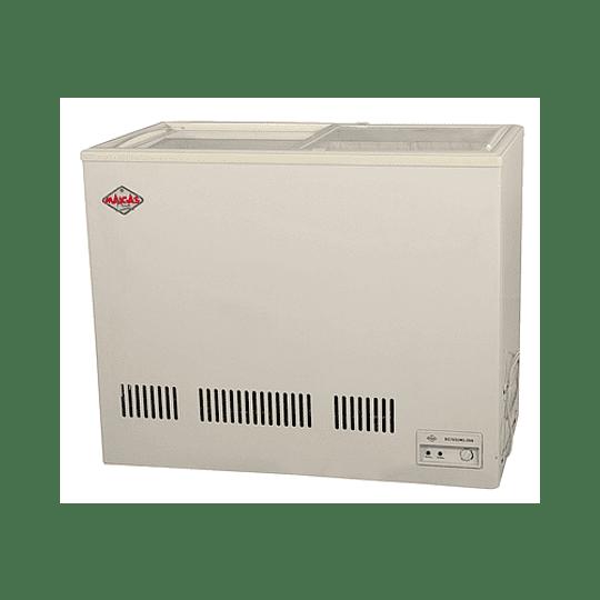 Congeladora 209 Tapa de Vidrio MAIGAS - Image 4