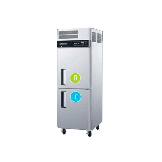 Refrigerador freezer 1 cuerpo 2 puertas TURBO AIR