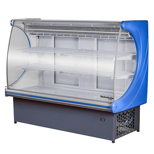 Vitrina Panorámica Refrigerada 1,5Mts REFRIMATE. - Image 2