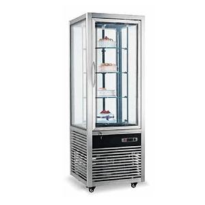 Vitrina para tortas vertical giratoria 420 Lts VENTUS