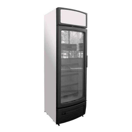 Freezer vertical de frió forzado 370 Lts VENTUS