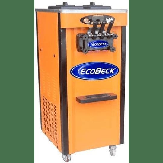 Maquina de helados soft 25 Lts/h ECOBECK
