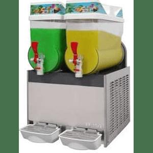 Máquina Granizado de Jugo 2 depósitos 15 litros KFB