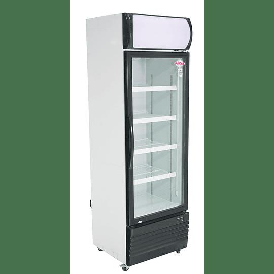 Visicooler 370 litros frío forzado MAIGAS