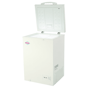 Congeladora Dual de 99 lts Tapa Dura MAIGAS