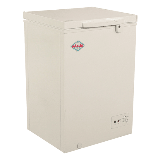 Congeladora Dual de 99 lts Tapa Dura MAIGAS - Image 2