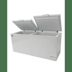 Congeladora dual tapa dura 612 lts MAIGAS