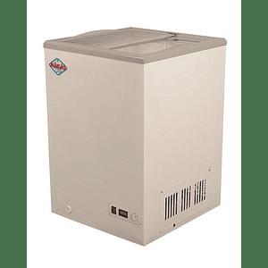 Congeladora de Tapa de Vidrio 100 lts Dual MAIGAS