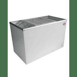 Congelador de Tapa de Vidrio 330lts  MAIGAS