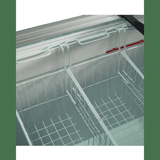 Congelador de Tapa de Vidrio Curvo 520 lts. MAIGAS - Image 2