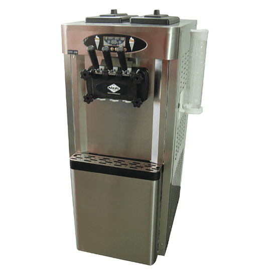 Máquina de Helados Soft 40 Lts/hr MAIGAS