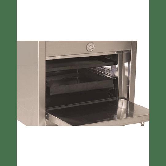 Cocina Industrial 4 Platos 300x300 mm. MAIGAS - Image 2