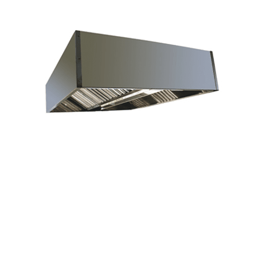 Campana Central 1500 mm Incluye extractor MAIGAS